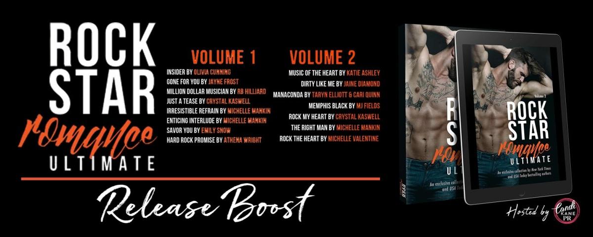 EBook Rock Star Romance Ultimate: Volume 2 (An Exclusive