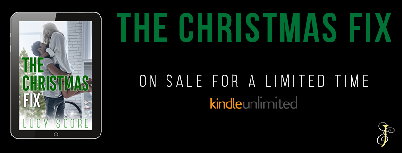 Sale!! The Christmas Fix by Lucy Score